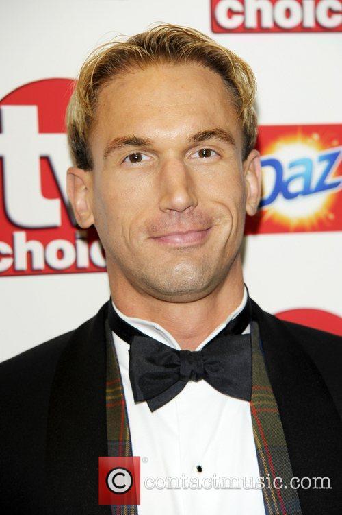Christian Jessen TV Choice Awards 2010 at The