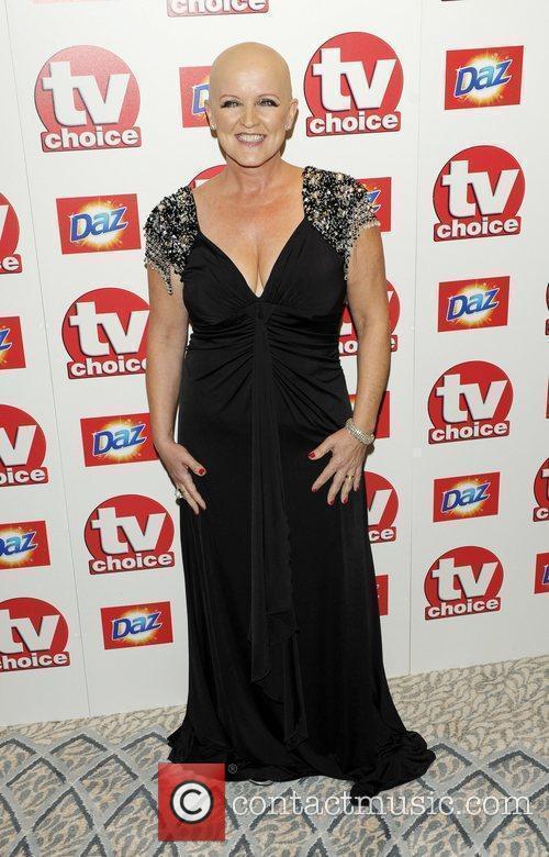 Bernie Nolan TV Choice Awards 2010 at The...