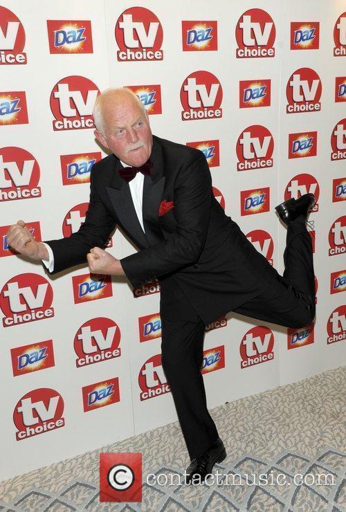 Chris Chittell TV Choice Awards 2010 at The...