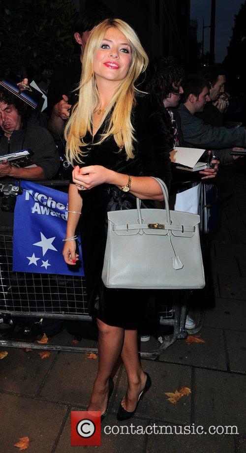 TV Choice Awards 2010 Outside - Arrivals.