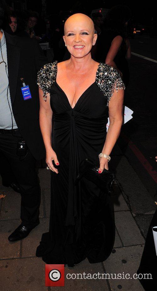 Bernie Nolan,  TV Choice Awards 2010 Outside...