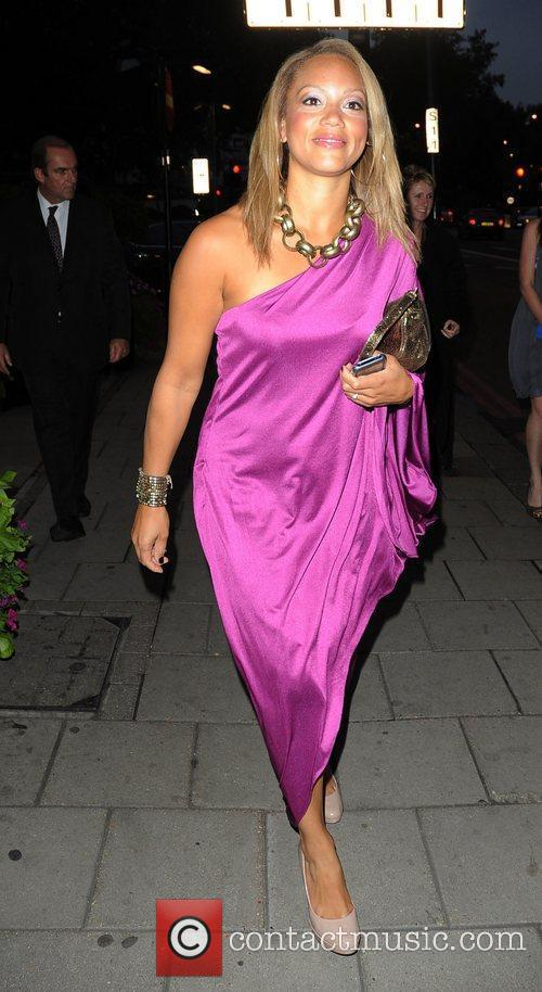 TV Choice Awards 2010 - outside arrivals