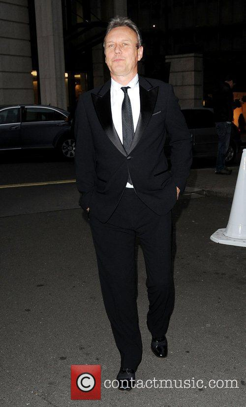 Antony Head TV Choice Awards 2010 - outside...