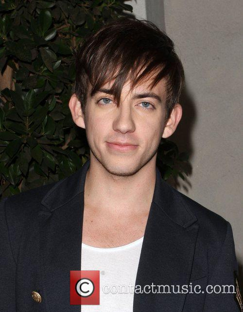Kevin McHale TV Guide Magazine's Hot List Party...