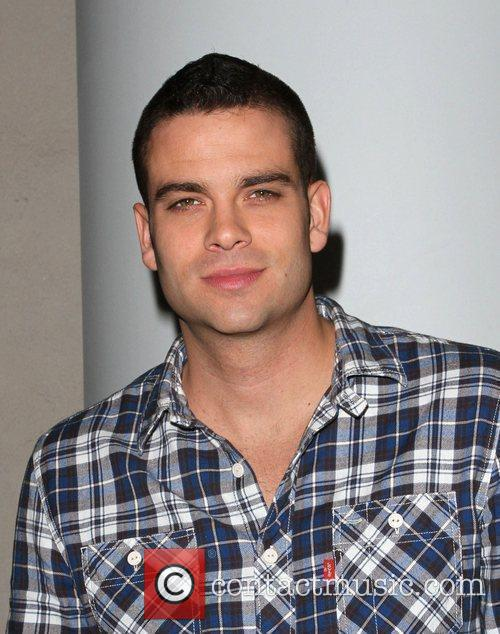 Mark Salling TV Guide Magazine's Hot List Party...