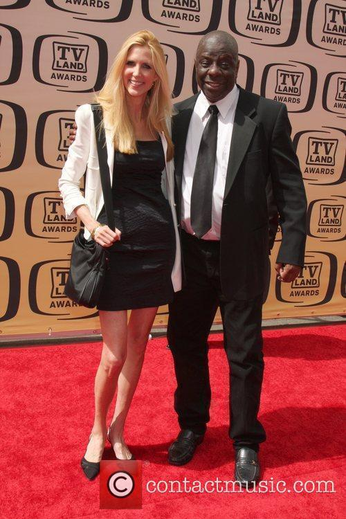 Ann Coulter and Jimmy Walker 2