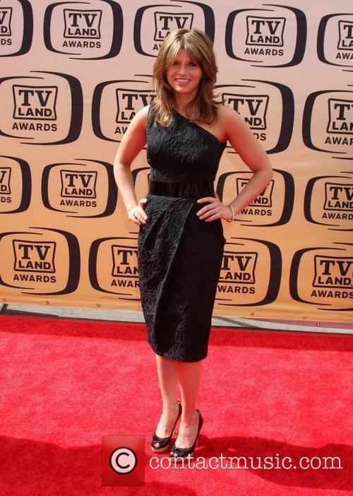 Ari Meyers The TV Land Awards 2010 at...