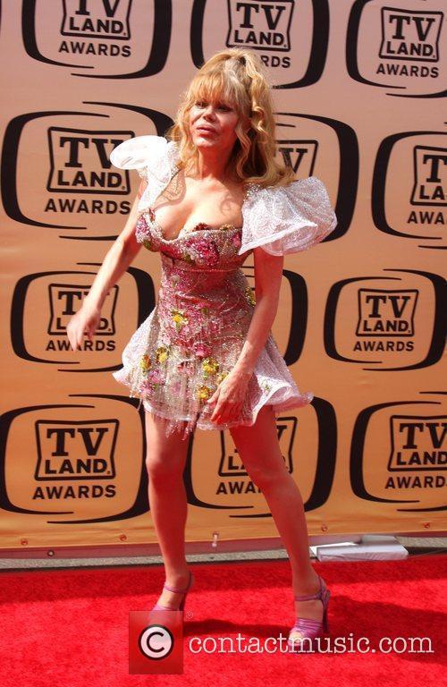 Charo The TV Land Awards 2010 at Sony...