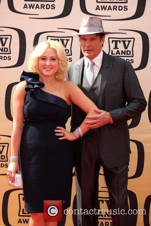 David Hasselhoff and daughter Hayley Hasselhoff The TV...