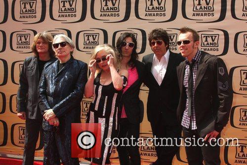 Debbie Harry and Blondie The TV Land Awards...