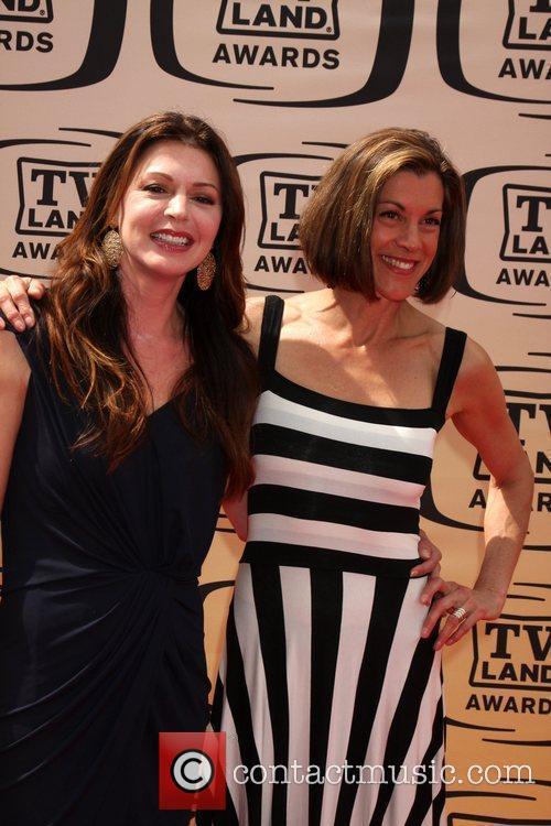 Jane Leeves & Wendie Malick The TV Land...