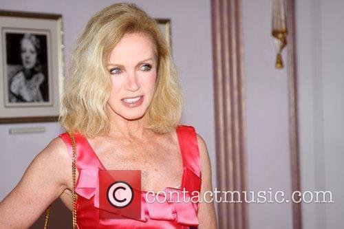 Donna Mills TV Mom's host Pre-Mother's day reception...