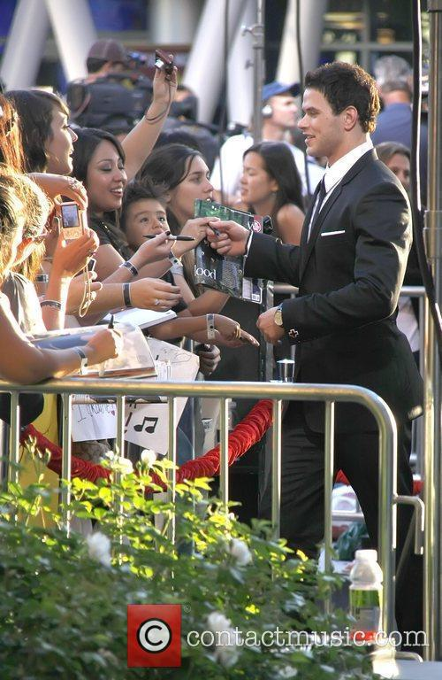 Kellan Lutz  2010 Los Angeles Film Festival...