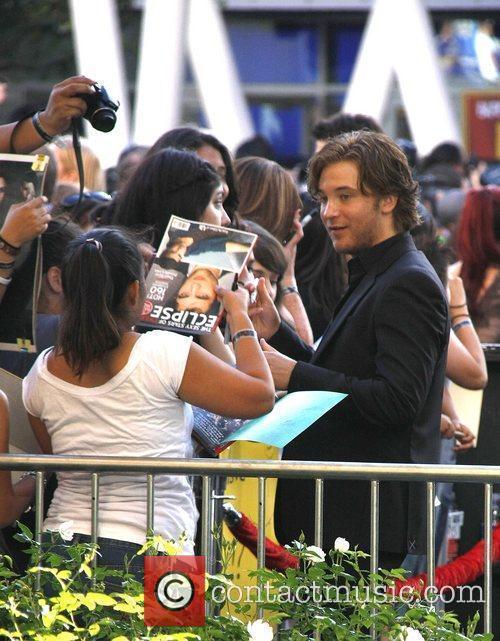 Michael Welch  2010 Los Angeles Film Festival...