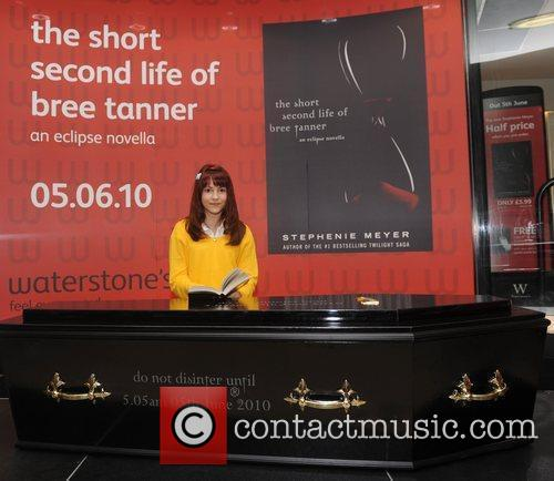 Book Promotion - Coffin 5