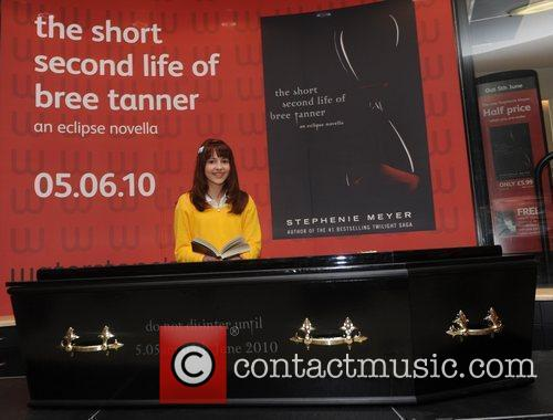 Book Promotion - Coffin 2