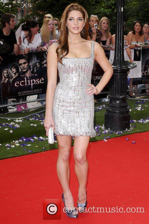 Ashley Greene UK gala premiere of 'The Twilight...