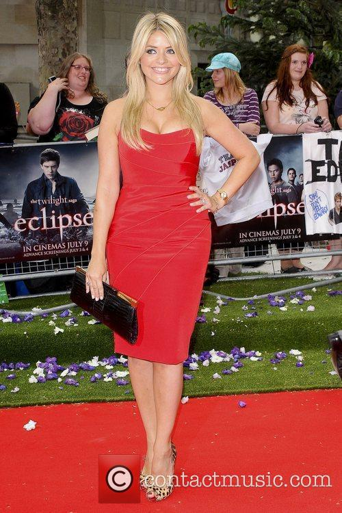 Holly Willoughby UK gala premiere of 'The Twilight...