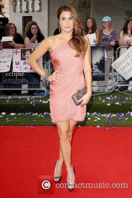 Nikki Reed UK gala premiere of 'The Twilight...