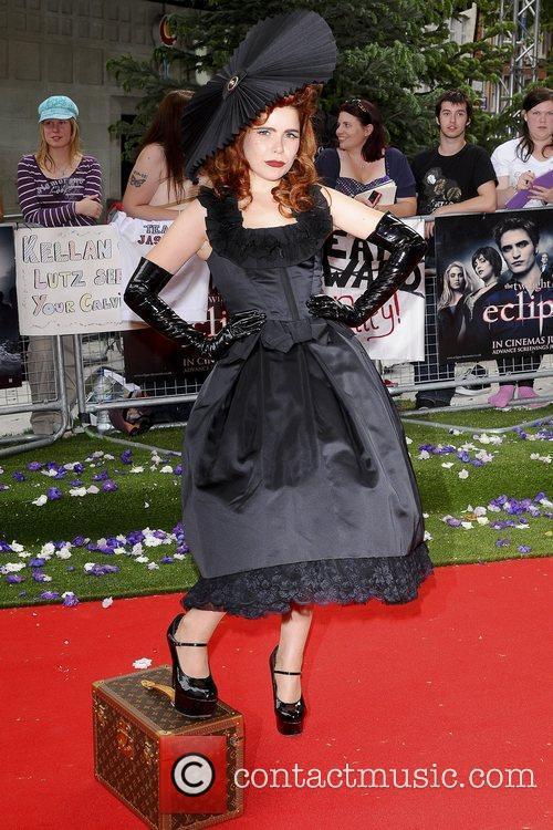 Palome Faith UK gala premiere of 'The Twilight...