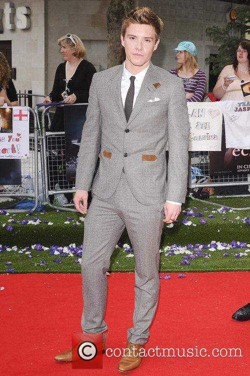 Xavier Samuel  UK gala premiere of 'The...