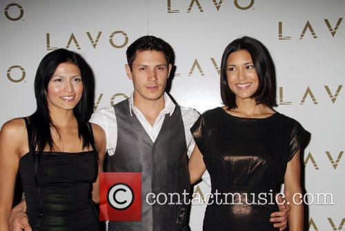 The 'Twilight Wolfpack' host a night at LAVO...