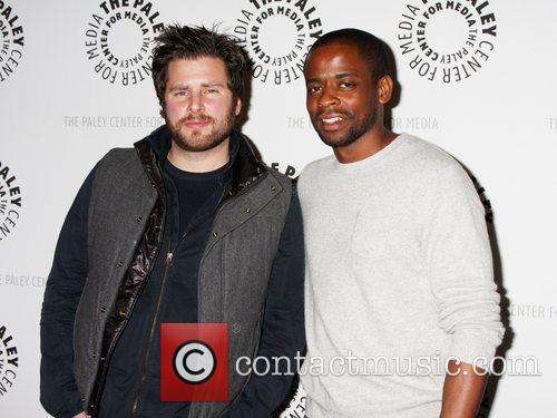 James Roday, Dule Hill and Twin Peaks 3