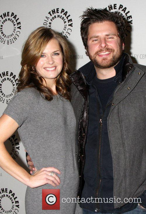 Maggie Lawson, James Roday and Twin Peaks 7