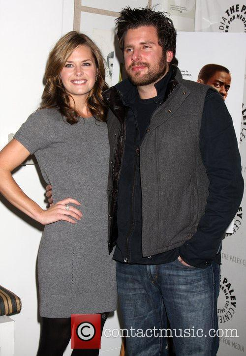 Maggie Lawson, James Roday and Twin Peaks 2