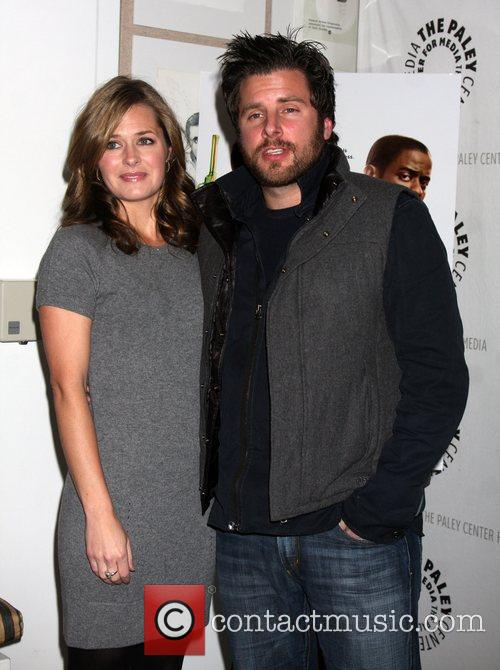 Maggie Lawson, James Roday and Twin Peaks 1