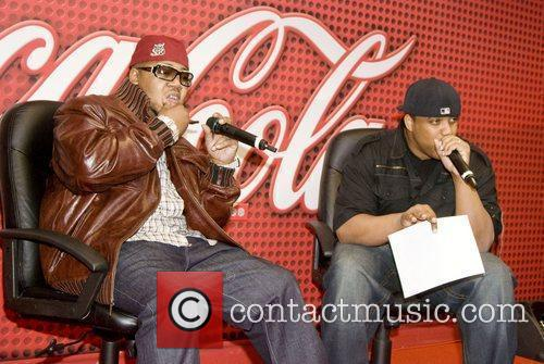 Twista and Jamal Smallz WGCI on-air personality, Jamal...