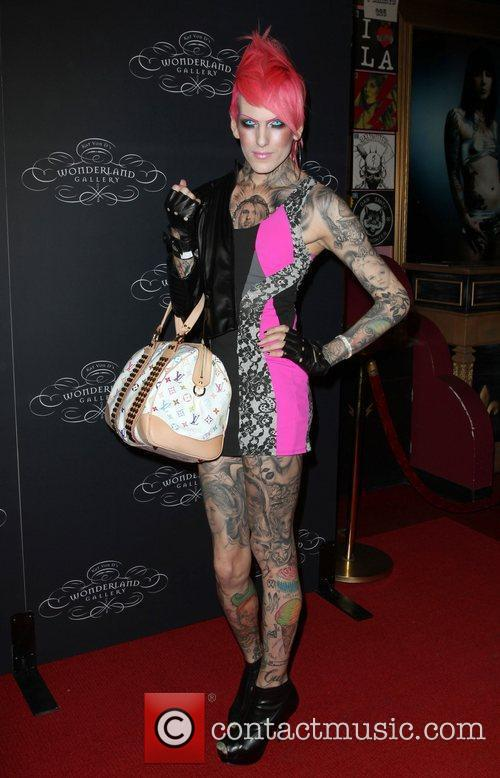 Jeffree Star and Wonderland