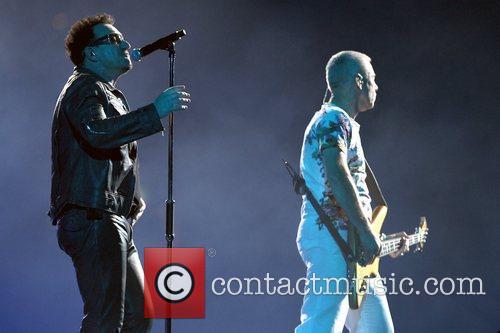 Bono, Adam Clayton, U2