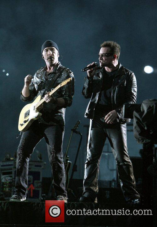 Bono, The Edge and U2 5