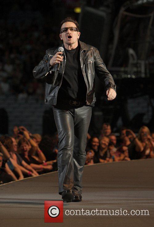Bono and U2 8