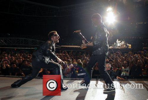 Bono, The Edge and U2 4