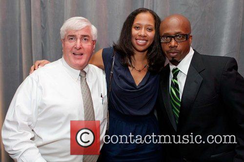 Ron Conway, Lena Shaw and MC Hammer Benefit...