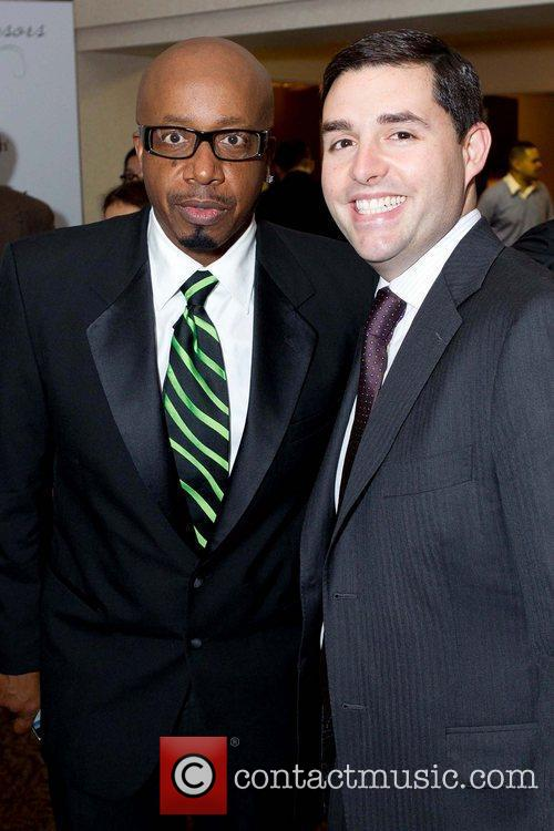 MC Hammer and Jed York Benefit concert for...