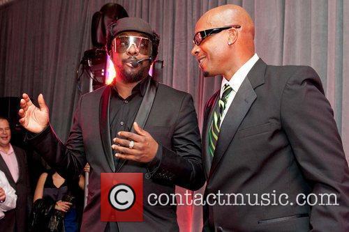 Black Eyed Peas, Mc Hammer