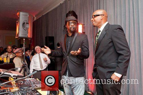will.i.am of The Black Eyed Peas and MC...