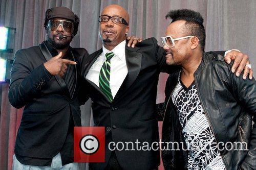 will.i.am of The Black Eyed Peas, MC Hammer...