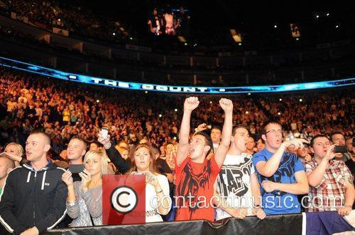 Atmosphere UFC 120 - Ultimate Fighting Championships held...