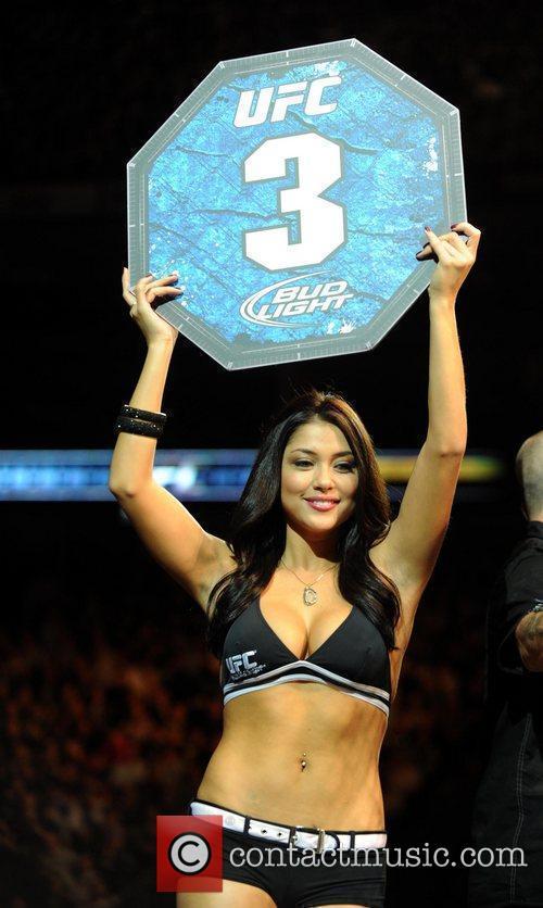 Playboy Model Arianny Celeste UFC 120 - Ultimate...