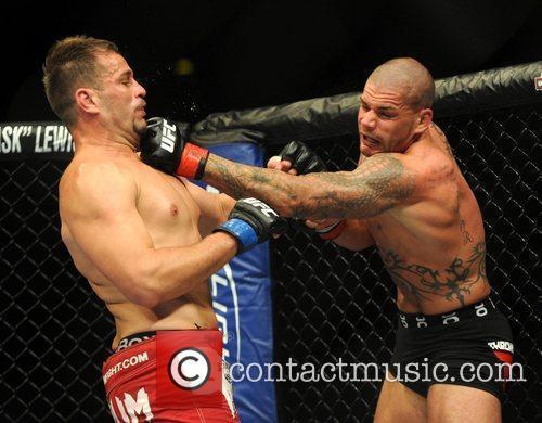 UK Fighter James McSweeney loses to Fabio Maldonado...