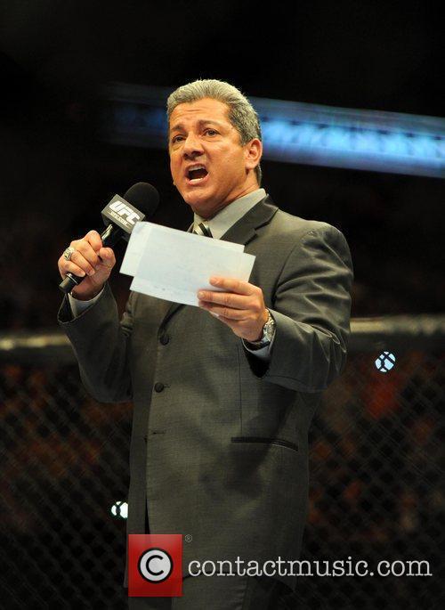 Announcer Bruce Buffer UFC 120 - Ultimate Fighting...