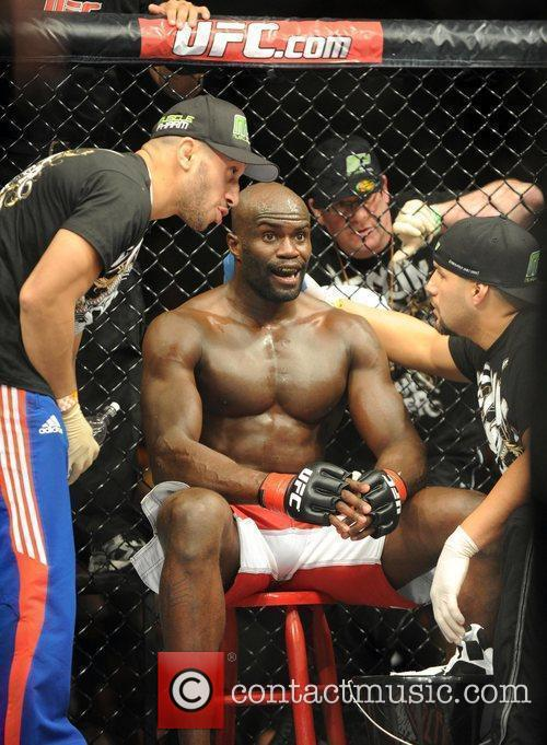 Cheick Kongo of France UFC 120 - Ultimate...