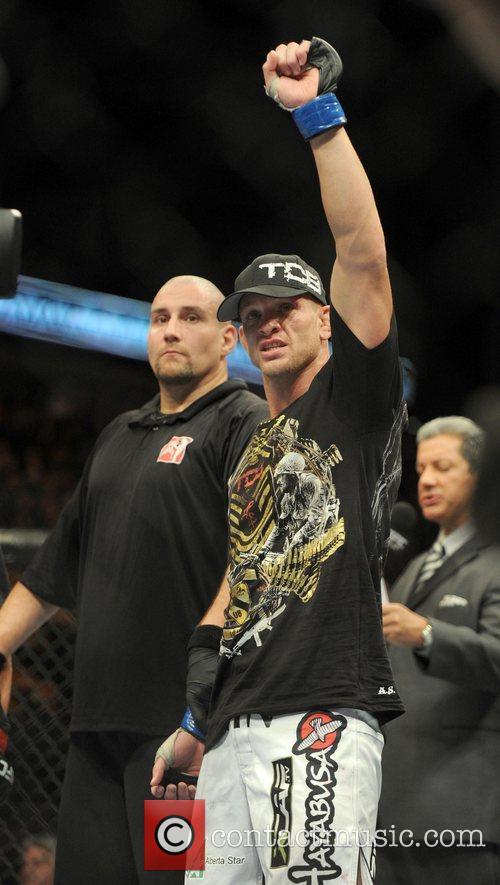 UK fighter John Hathaway UFC 120 - Ultimate...