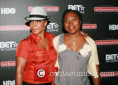 Free and director Tracy Hamilton The 14th Annual...