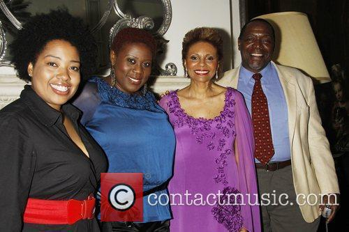 Celisse Henderson, Capathia Jenkins, Leslie Uggams, and Chuck...