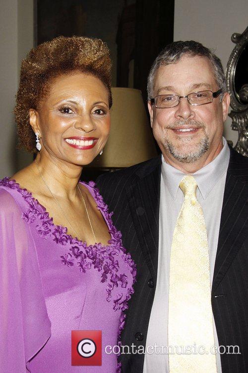 Leslie Uggams and Michael Bush  Photocall for...